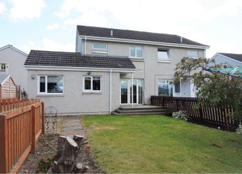 Thumbnail 2 bed semi-detached house for sale in Fir Place, Inverness