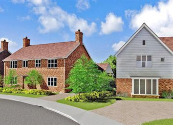 Thumbnail 3 bed semi-detached house for sale in Woodnesborough Lane, Eastry, Sandwich, Kent