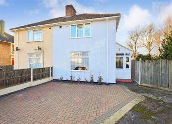 Thumbnail 3 bed semi-detached house for sale in Davington Road, Dagenham, Essex