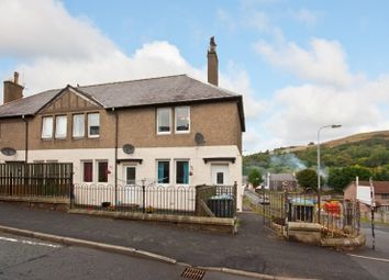Thumbnail 2 bedroom flat for sale in Wood Street, Galashiels, Borders
