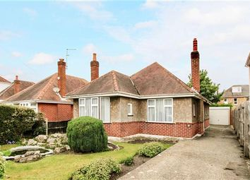 Thumbnail 3 bedroom bungalow for sale in Parkstone Heights, Parkstone, Poole