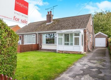Thumbnail 2 bed bungalow for sale in Hillbank Grove, Harrogate, North Yorkshire