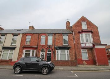 Thumbnail 3 bed terraced house to rent in Osborne Road, Hartlepool