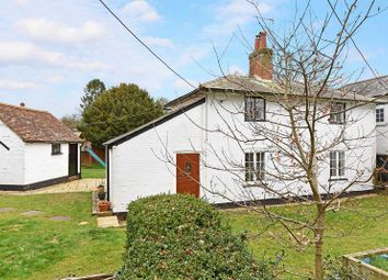 Thumbnail 2 bed detached house for sale in Lodge Gardens, Penwood, Highclere, Newbury