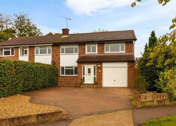 Thumbnail 4 bed semi-detached house to rent in Sherwood Avenue, St Albans, Hertfordshire