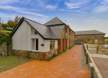 Thumbnail 5 bed country house for sale in Trematon, Saltash, Cornwall