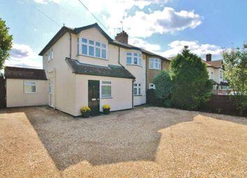 Thumbnail 2 bed maisonette to rent in Green Lane, Shepperton, Middlesex