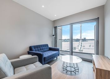 Thumbnail 1 bed flat to rent in No.3, Upper Riverside, Cutter Lane, Greenwich Peninsula