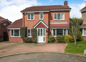Thumbnail 5 bed detached house for sale in Lamorna Close, Nuneaton