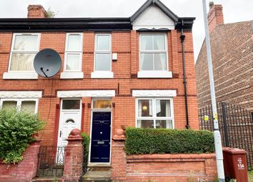 Thumbnail 3 bed end terrace house to rent in Horton Road, Fallowfield, Manchester