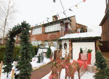 Thumbnail 4 bed semi-detached house for sale in Great Elms Road, Hemel Hempstead