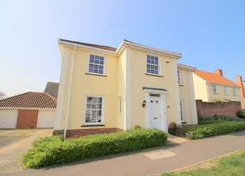 Thumbnail 4 bedroom detached house to rent in Vanguard Chase, Norwich