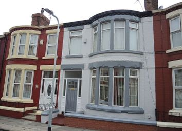 Thumbnail 3 bed terraced house for sale in Gidlow Road South, Old Swan, Liverpool