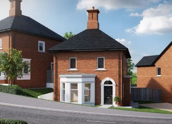 Thumbnail 4 bed detached house for sale in - The Montgomery (B) Westmount Park, Belfast Road, Newtownards