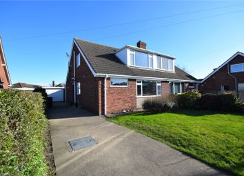 Thumbnail 3 bed semi-detached house for sale in Sycamore Drive, Louth, Lincs