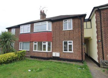 Thumbnail 2 bedroom flat to rent in London Road, Northfleet