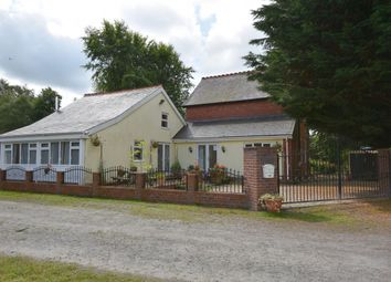 Thumbnail 4 bed country house for sale in Station Road, Llanrtwyd Wells