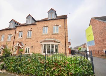 Thumbnail 4 bed town house for sale in Belle Green Lane, Cudworth