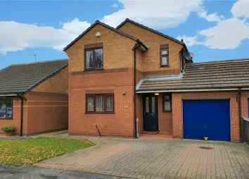 3 bed link-detached house for sale in Dunscombe Park, Hull, East Yorkshire HU8