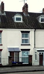 Thumbnail 3 bed terraced house to rent in Wilton Road, Salisbury, Wiltshire