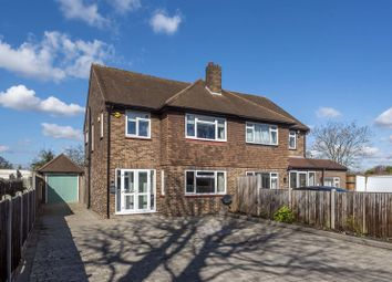 Thumbnail 3 bed semi-detached house for sale in Avery Hill Road, London