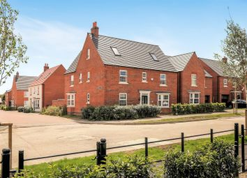 Thumbnail 5 bed detached house for sale in Ivanhoe Industrial Estate, Tournament Way, Ashby-De-La-Zouch