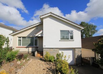 Thumbnail 2 bed detached bungalow for sale in Aller Brake Road, Newton Abbot