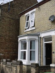 Thumbnail 1 bed flat to rent in St Mark's Street, Peterborough