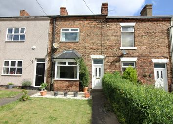 Thumbnail 2 bed terraced house to rent in New Row, Middleton St George, Darlington