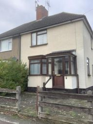Thumbnail 2 bed semi-detached house for sale in Common Way, Coventry, West Midlands