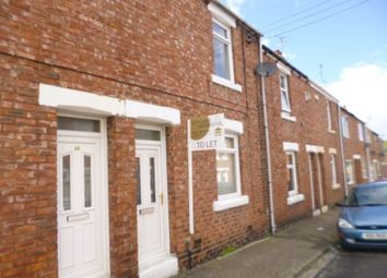 Thumbnail 2 bed terraced house to rent in Benson Street, Chester Le Street