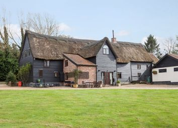 Thumbnail 4 bed barn conversion for sale in Ringsfield, Beccles