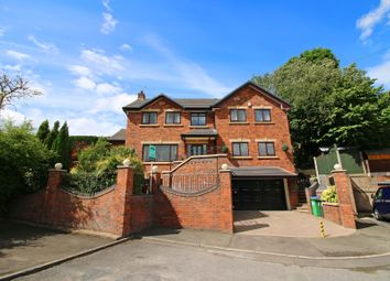 Thumbnail 4 bedroom detached house for sale in Schoolside Lane, Middleton, Manchester