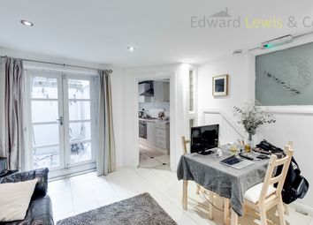 Thumbnail 1 bed duplex to rent in Clarence Road, London