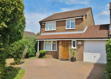 Thumbnail 3 bed link-detached house for sale in Elm Lane, Lower Earley, Reading