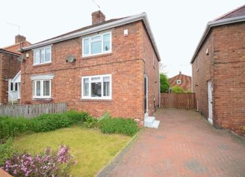 Thumbnail 3 bed semi-detached house for sale in Rutherford Avenue, Seaham