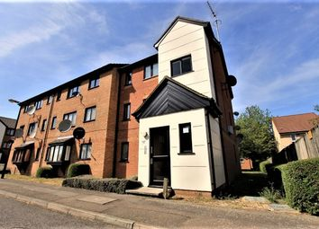 Thumbnail 1 bed flat for sale in Adlington Close, London