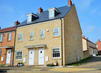 Thumbnail 3 bed town house for sale in Amors Drove, Sherborne