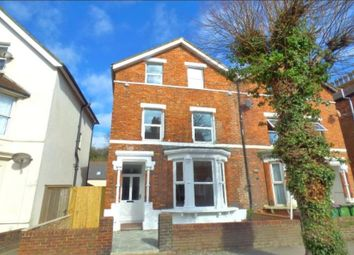 Thumbnail 6 bed semi-detached house to rent in Brockman Road, Folkestone