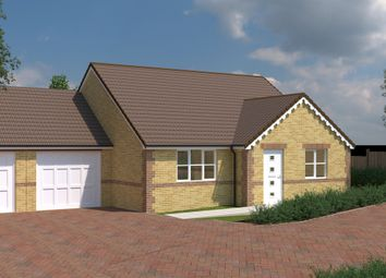 Thumbnail 3 bed detached bungalow for sale in Tree Tops, Common Road, South Kirkby