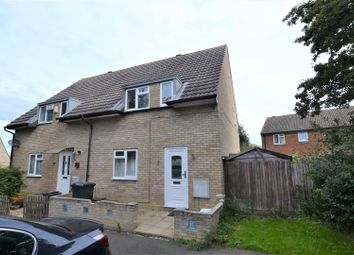 Tintagel Close, Toothill, Swindon SN5. 3 bed semi-detached house