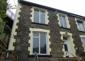 Thumbnail 3 bed property to rent in Sunnybank, Tirphil, New Tredegar
