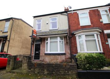 Thumbnail 3 bedroom terraced house for sale in Church Road, Stockport