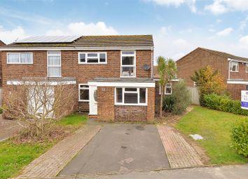 Tutsham Way, Paddock Wood, Tonbridge TN12. 3 bed semi-detached house for sale