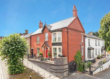 Thumbnail 4 bed property for sale in Clifton House, Long Bridge Street, Llanidloes