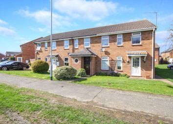 Thumbnail 3 bed terraced house to rent in Chapel Road, Earith, Huntingdon