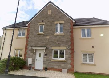 Thumbnail 2 bed terraced house for sale in Ffordd Y Draen, Coity, Bridgend.
