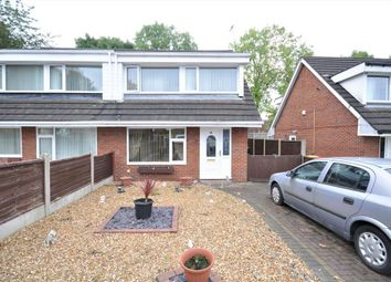 Thumbnail 3 bedroom semi-detached house for sale in Sandycroft, Ribbleton, Preston, Lancashire