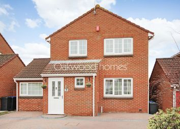 Thumbnail 3 bed detached house for sale in Crundale Way, Cliftonville, Margate