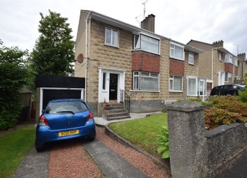 Thumbnail 3 bed semi-detached house for sale in Laxford Avenue, Cathcart, Glasgow